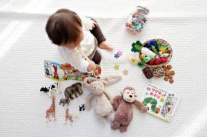 知育玩具のサブスクリプション『Cha Cha Cha』の特徴